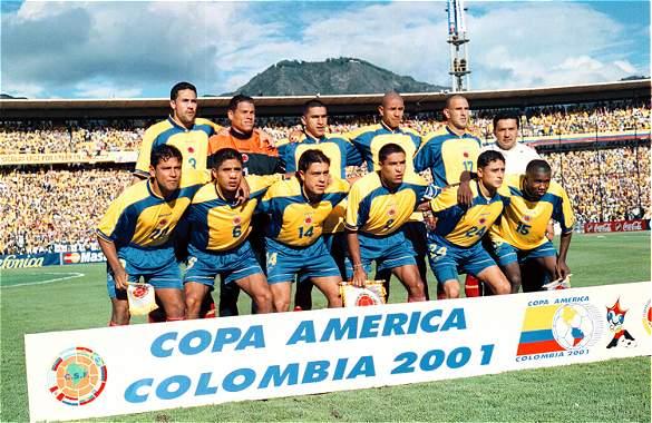 2001 Copa Am�rica Final