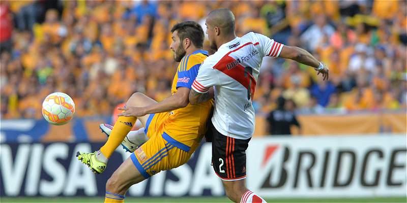 En fotos: lo que no vio de la final de la Copa entre Tigres y River