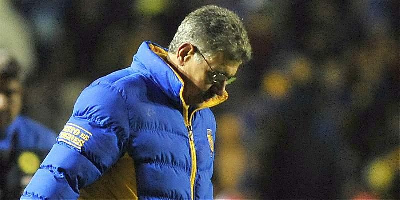 Ferreti apela a su dura disciplina para superar en River en Copa