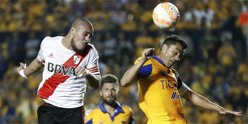 Los jugadores de Tigres no temen jugar en el Monumental contra River