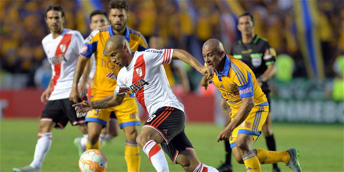 River Plate vs. Tigres
