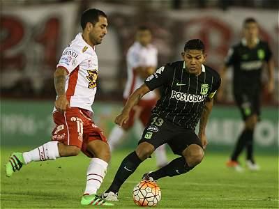 Huracán - Atlético Nacional (GALERÍA)