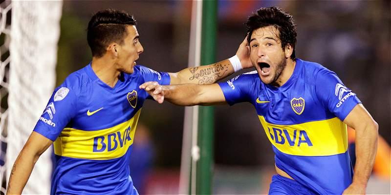 Boca Juniors castigó a Cerro Porteño en Paraguay: lo venció 1-2
