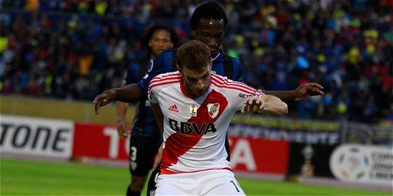 River va por la hazaña contra el sorprendente Independiente del Valle