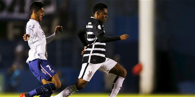 Corinthians, a respetar su casa contra Nacional y avanzar en Copa