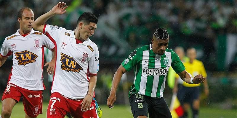 Reviva el minuto a minuto del partido entre Nacional y Huracán