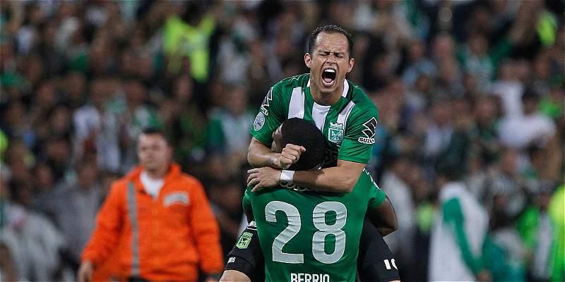 Nacional sufrió para seguir en Copa Libertadores: 4-2 sobre Huracán
