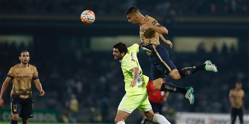 Pumas venció 2-0 a Deportivo Táchira y está en cuartos de Libertadores