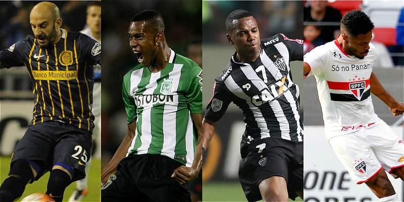 Los 12 datos que quedaron tras los octavos de final de la Libertadores