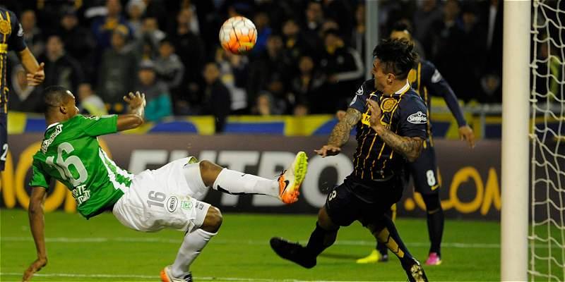 Nacional vs. Rosario Central: el juego de Libertadores a puro número