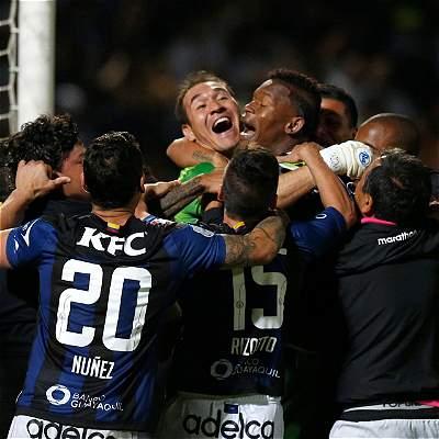 Independiente del Valle vs Pumas Copa Libertadores