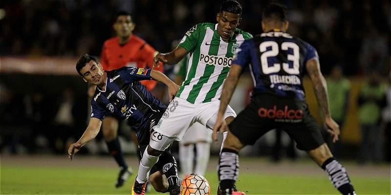 Nacional parpadeó e Independiente igualó 1-1 en la final de Copa