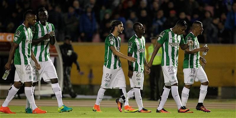 Diez datos de Nacional en la primera final de Copa Libertadores-2016
