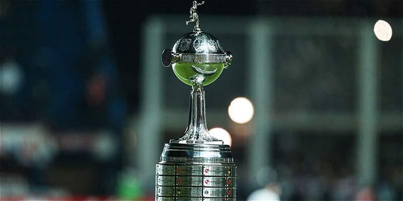 Hinchas podrán posar con el trofeo de la Copa Libertadores en Medellín