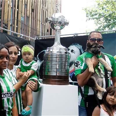 Trofeo Copas Libertadores