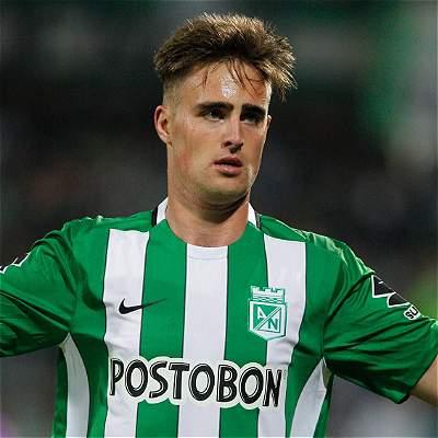 Ezequiel Rescaldani Atlético Nacional