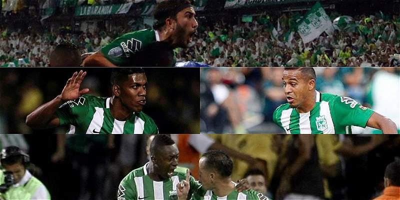 Los héroes del histórico título de Nacional en la Copa Libertadores