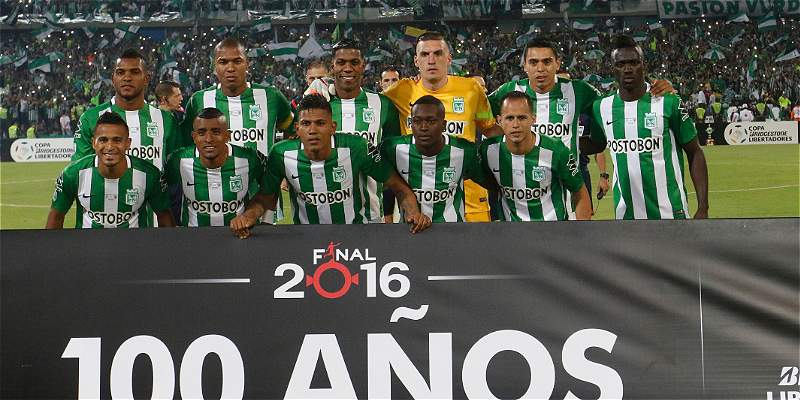Las nóminas de Nacional e Independiente, para la final de Copa