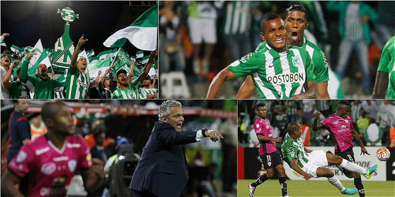 Nacional Campeón Libertadores NOTA