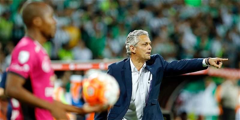 Así vivió Reinaldo Rueda la consagración de Nacional en Libertadores