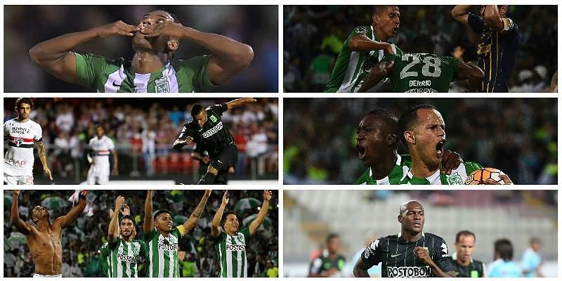 Así fue el camino de Nacional para ser campeón de la Libertadores