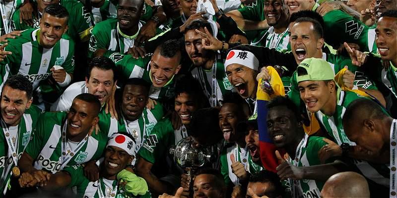 Los números del campeón: así cabalgó Nacional en la Copa Libertadores