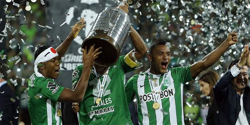 Miguel Borja confirmó su casta: goleador del Nacional campeón