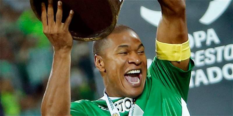 Alexis Henríquez ganó su segunda Copa Libertadores de América