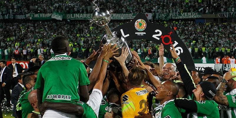 Nacional, campeón de Copa Libertadores de América y equipo millonario