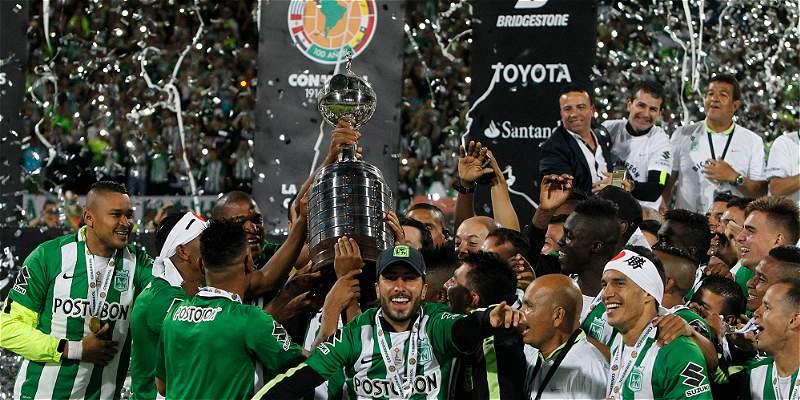 El gallardo saludo del DIM a Nacional por título de Copa Libertadores