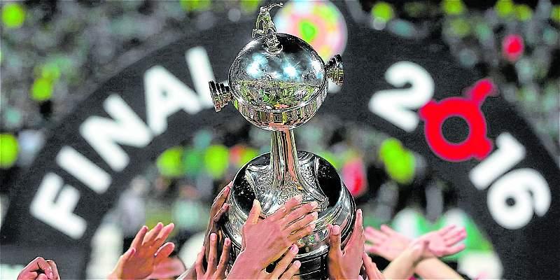 Copa Libertadores cambios