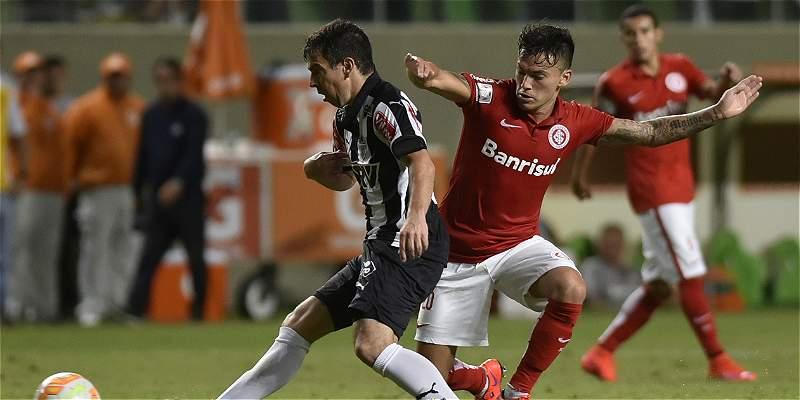 Brasileños en la Libertadores