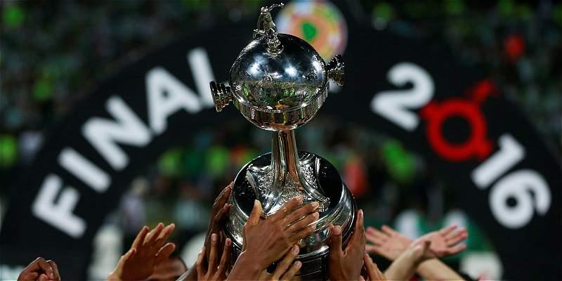 Equipos colombianos debutarían en enero en la Libertadores-2017