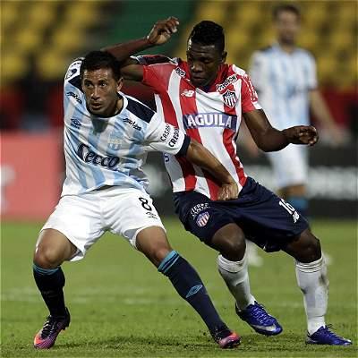 Junior venció 1-0 a Atlético Tucumán y sueña en la Copa Libertadores