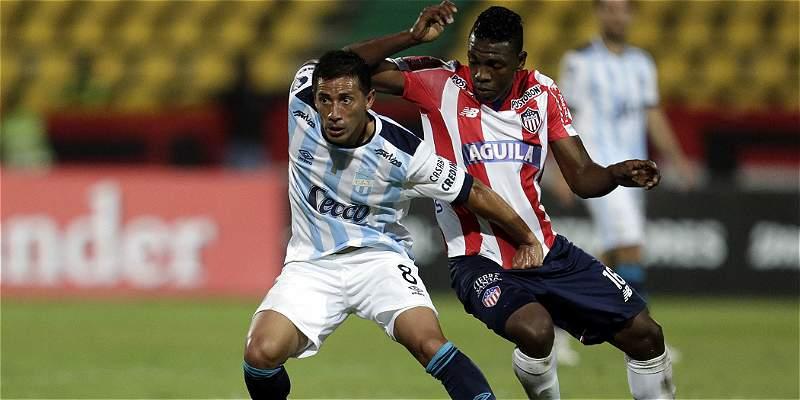 Junior venció 1-0 a Atlético Tucumán y sueña en Copa Libertadores