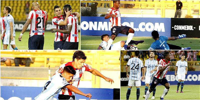 Junior - Tucumán / Collage