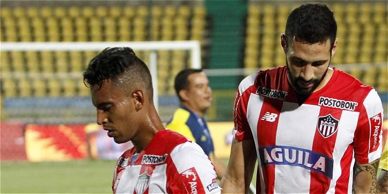 El reto de Libertadores encuentra a un Junior en curva descendente