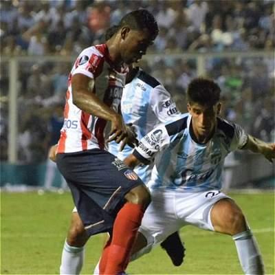 Atlético Tucumán y Junior