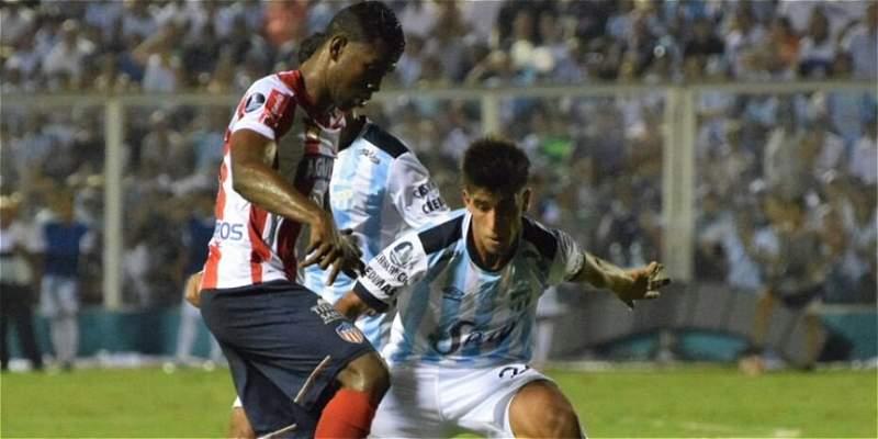 A Junior se le acabó el sueño en Libertadores: cayó 3-1 con Tucumán