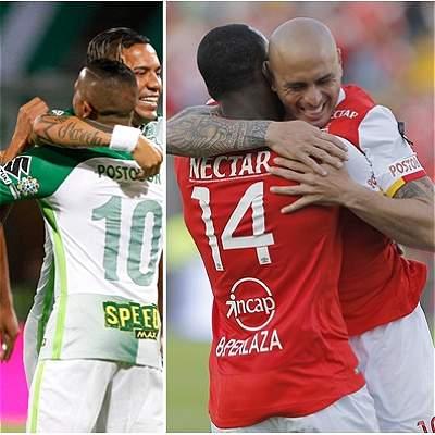 Así será la vuelta por Suramérica de los clubes colombianos en Copa Libertadores