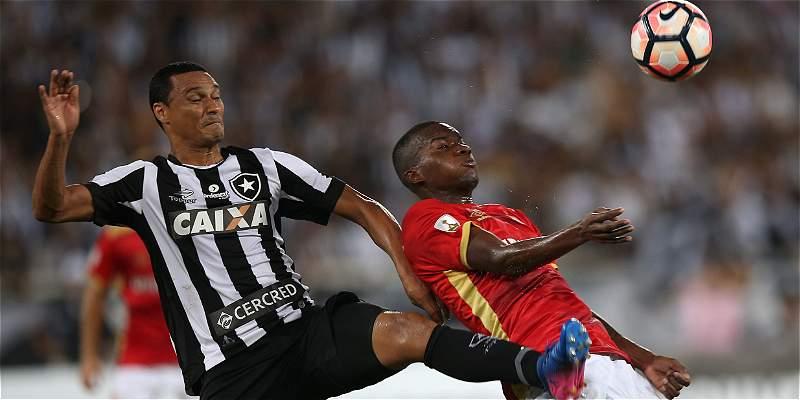 Botafogo Estudiantes de La Plata Copa Libertadores 2017