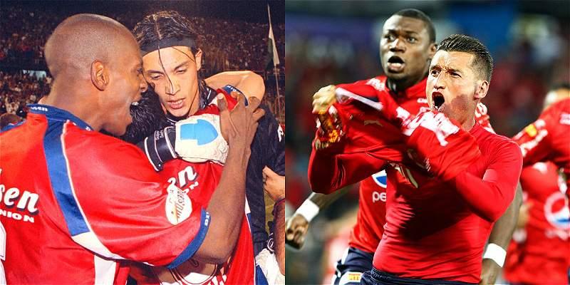 Medellín participaciones en Copa Libertadores