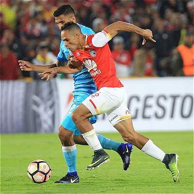 Reviva el minuto a minuto del duelo entre Santa Fe y Sporting Cristal