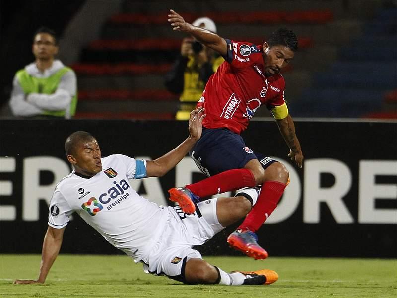 Medellín vs. Melgar/GALERÍA