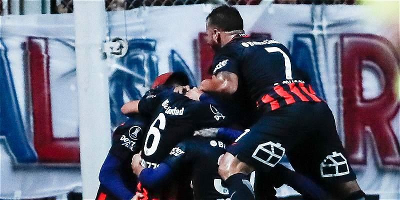 Agónico gol de un debutante dio victoria a San Lorenzo en Libertadores