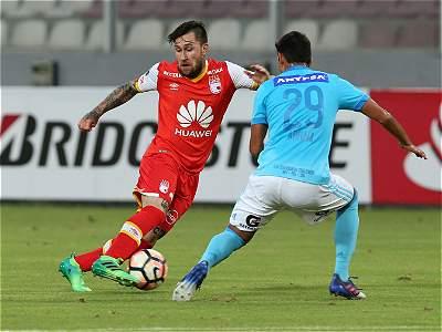 Sporting Cristal vs. Santa Fe/GALERÍA