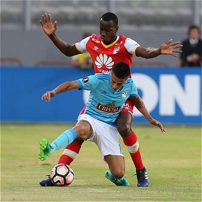 Sporting Cristal -Santa Fe minuto a minuto