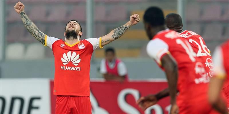 Santa Fe The Strongest Copa Libertadores