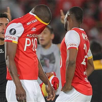 Santa Fe eliminación Copa Libertadores 2017