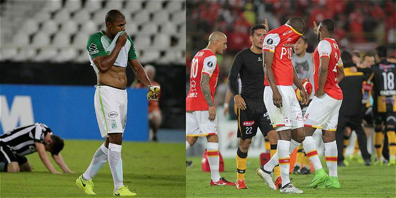 ¿Por qué a los colombianos les va tan mal en Copa Libertadores?